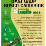 """Albanella: presentazione Oasi WWF """"Bosco Camerine"""""""
