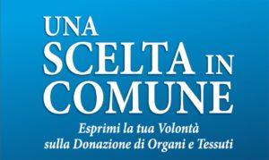 """Castellabate aderisce a """"Una Scelta in Comune"""". Donazione organi: il proprio consenso sulla carta d'identità"""